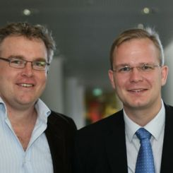 David Hetherington and Dr Oliver Hartwich
